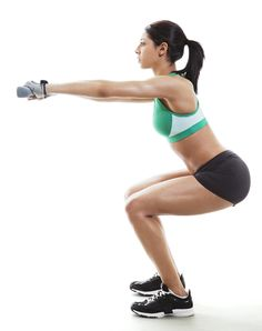 A 20-Minute Booty Workout With Playlist! #healthy #fitness