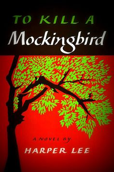 To Kill A Mockingbird original book cover by ArtfulPhoto on Etsy