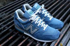 New Balance M996 Denim Blue