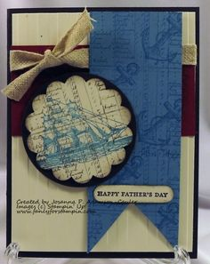 Father's Day 2013 by JosannaP - Cards and Paper Crafts at Splitcoaststampers