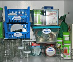 How to store Canning lids