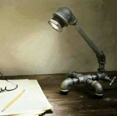 Plumber's lamp