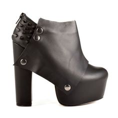 Missy Spiked Platform by Elly Clay