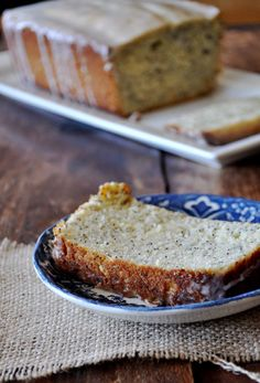 Lemon Poppy Seed Bread by @Kelley Epstein {Mountain Mama Cooks}