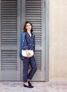 Sofia Coppola, photograph by Ben Toms for Vogue, November 2011.
