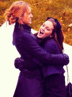 Serena & Blair <3