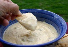 White Cheese Dip