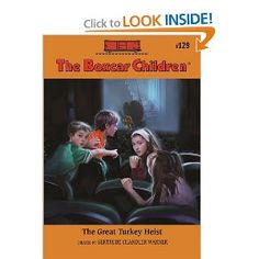 The Great Turkey Heist (The Boxcar Children Mysteries #129) by Gertrude Warner. JM WAR.