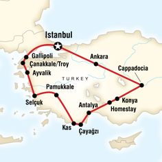 GEEO's 15 day Turkey program - July 14-28, 2014
