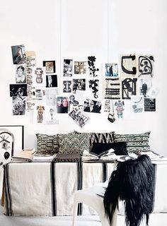 interiors, interior design, home decor, decorating ideas, black and white rooms