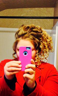 My Apostolic Pentecostal hair!