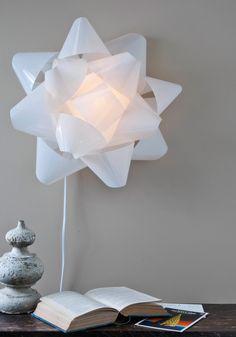 Live in the Present Lamp Shade   Mod Retro Vintage Decor Accessories   ModCloth.com