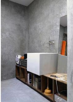 Ideas de Decoración con Cajas de Madera en el Cuarto de Baño