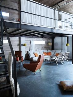 industrial home