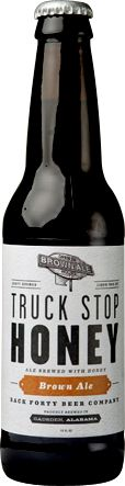 Truck Stop Honey Brown Ale - Back Forty Beer Company