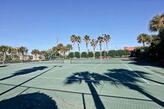 Tennis Courts at Emerald Towers