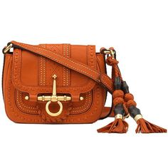Gucci 263956 ANG0G 7502 Snaffle Bit Small Shoulder Bag Orange [dl16555] - $260.89 : Gucci Outlet, Cheap Gucci online,Gucci UK