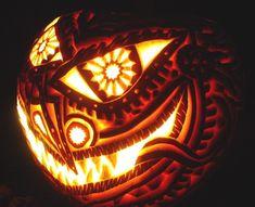 Amazing Halloween Pumpkins #budgettravel #halloween #pumpkin