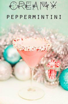 Creamy Peppermintini