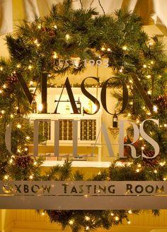 Mason Cellars - Napa, California - #winetasting #wine #winery #bestwine #Napa #travel #vineyard #wines
