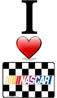 I love NASCAR !