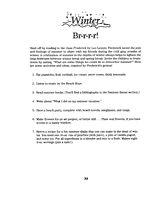 """""""Reading is Cool"""" Winter-Themed Bulletin Board idea"""