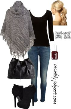 """""""Dark Sleek"""" by casuality ❤ liked on Polyvore"""