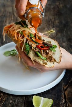 Bánh Mi (what other sandwiches aspire to)