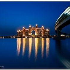 Atlantis Hotel, Dubai - Click image to find more Architecture Pinterest pins