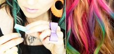 Set of Hair Chalk - 24 Colors - Just $19