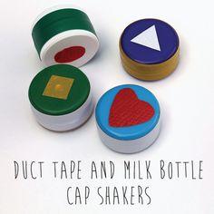 DIY Shakers