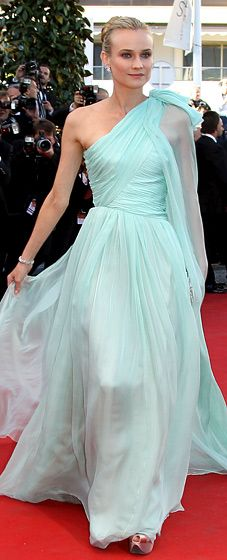Seafoam green Giambattista Valli gown