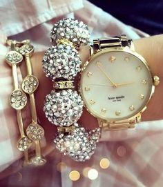 Kate Spade Rose Gold Watch ♥
