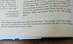 Textbook Knows Its Stats