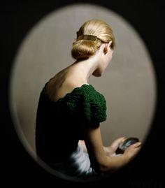 Frances McLaughlin-Gill for Vogue, 1946.