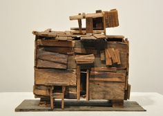 Home: space, place, memory - the work of Beverly Buchanan