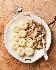 Gluten-free potato dumplings