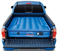 2011 Toyota Tacoma AirBedz- Always carry a mattress with you in the bed your truck! Air Mattress, Trucks, Under The Stars, Beds, Stuff, Tent Camping, Camping Outdoors, Truck Bed, Mattresses