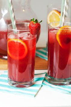 Red Berry Lemonade