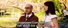 Sometimes I can't believe.. ~ The Devil Wears Prada (2006) ~ Movie Quotes