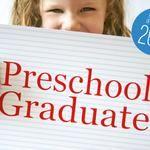 Free Preschool & Kindergarten Graduate Sign Printables