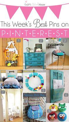 The BEST Pins on Pinterest