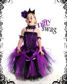 Boutique Vampiress Vampire Princess Corset Tutu Costume