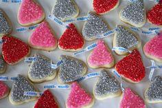 Kisses Cookies!