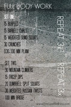 Full body workout that can be done with resistance or bodyweight! Do this on vacation or at your home!