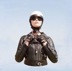 Tomboy Style: SCENE   The Women's Motorcycle Exhibition by Lanakila MacNaughton
