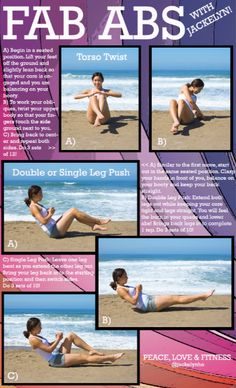 Trying this today! Going to get those lower abs into shape.