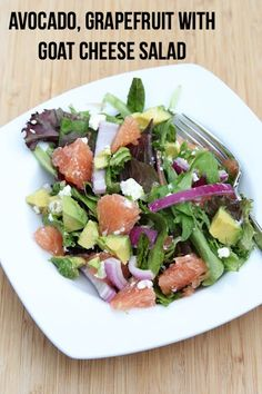 A delicious and healthy salad that I could honestly eat every day! | 5DollarDinners.com