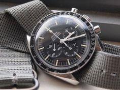another gorgeous vintage speedmaster professional  #omega #vintage watch