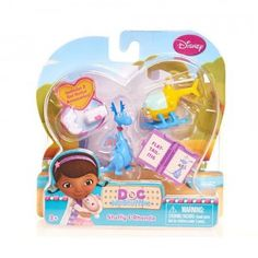 Doc McStuffins Stuffy & Rhonda two-pack from Just Play